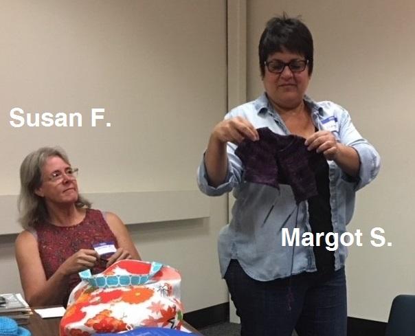 Susan F Margot S